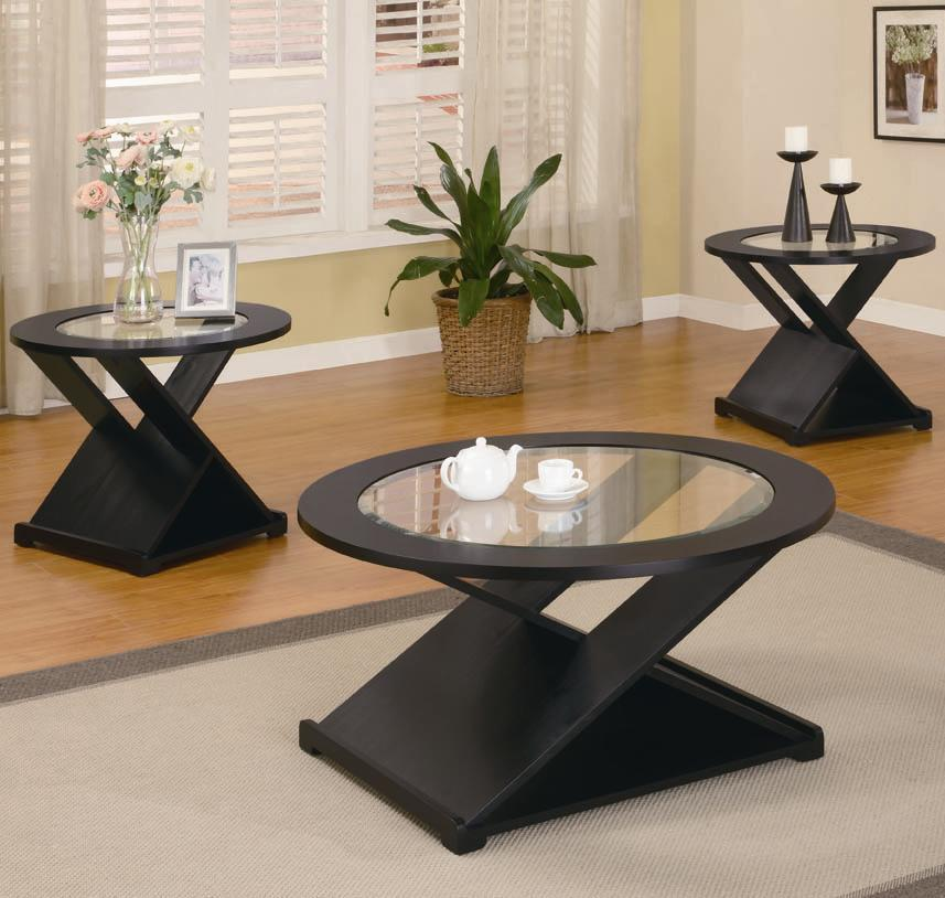 Coaster Occasional Table Sets Modern Coffee And End Rhcoasterfurniture: Coffee Tables For Living Room Sets At Home Improvement Advice