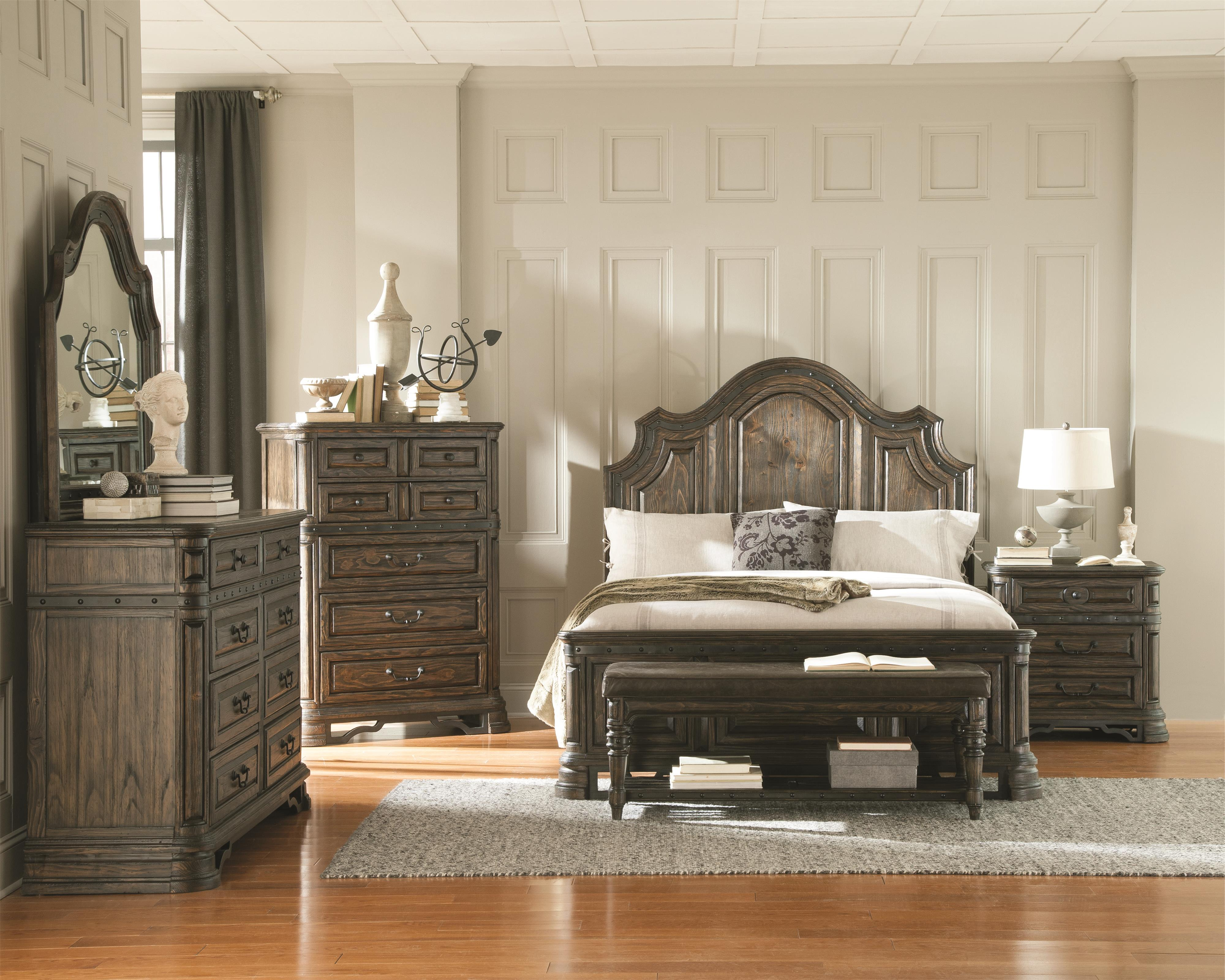 Coaster Carlsbad King Bedroom Group - Coaster Fine Furniture