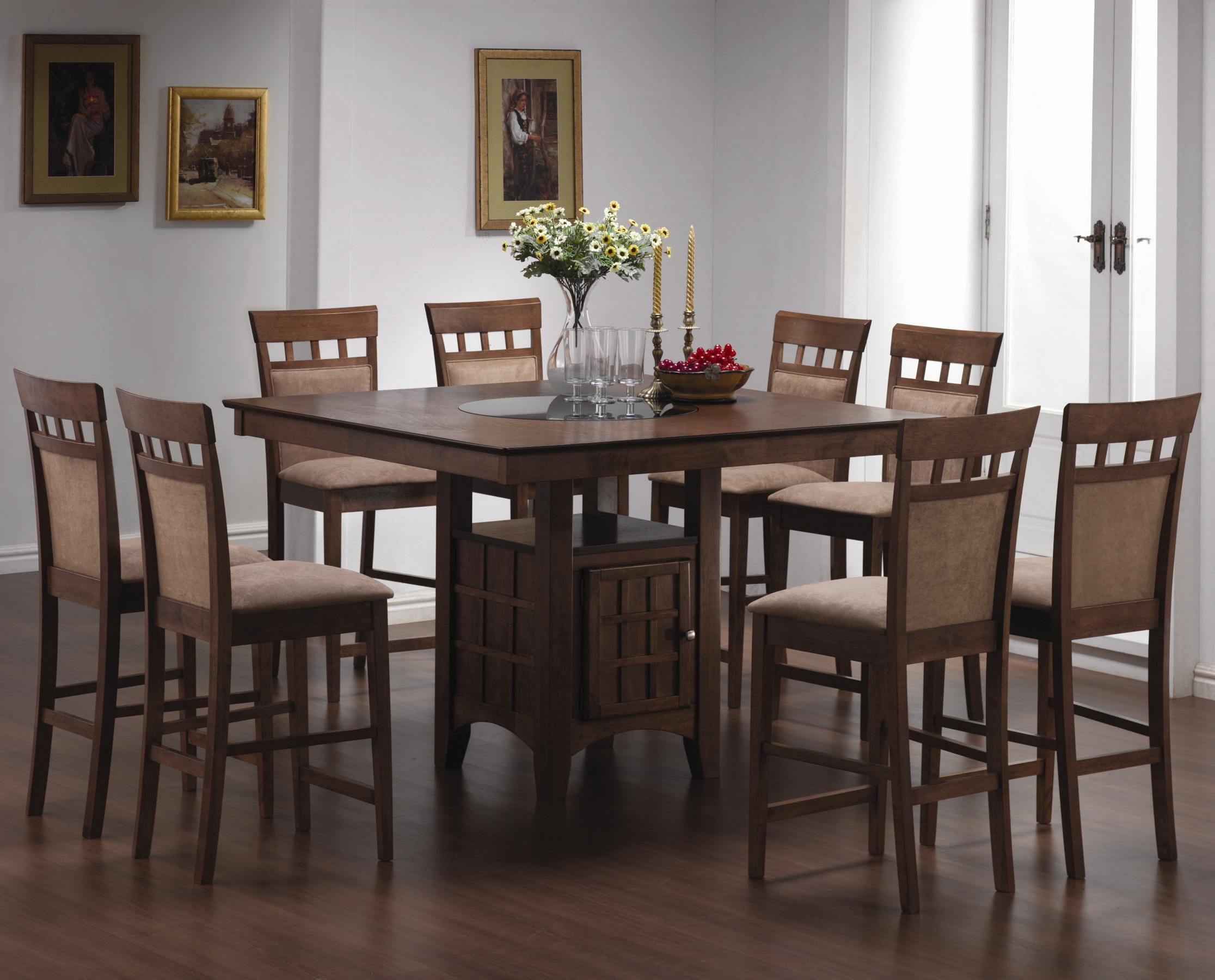 Coaster Mix U0026 Match 5 Piece Dining Set Fine Furniture