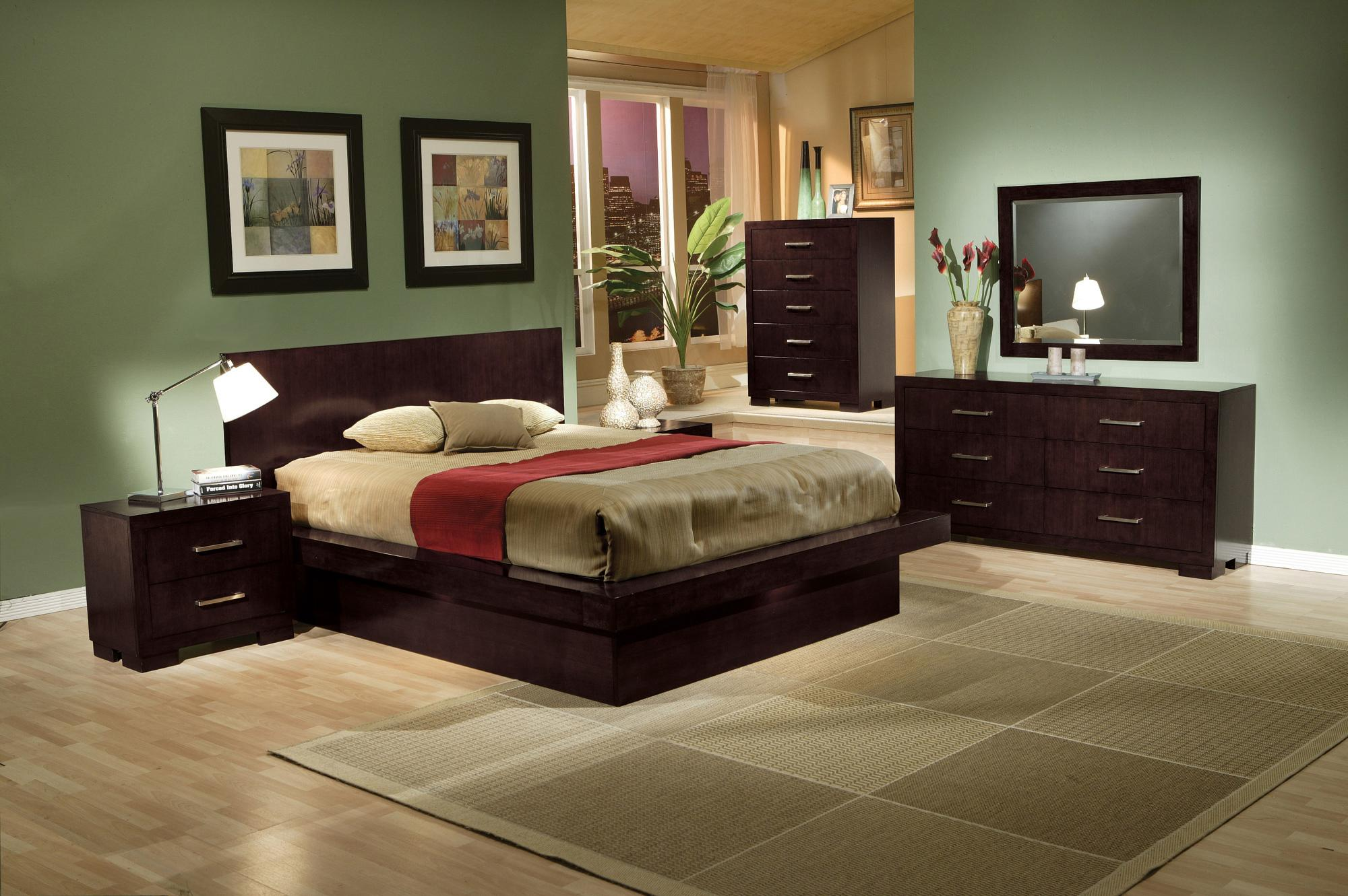 Coaster Jessica King Contemporary Bed With Storage Headboard And Built In  Lighting   Coaster Fine Furniture