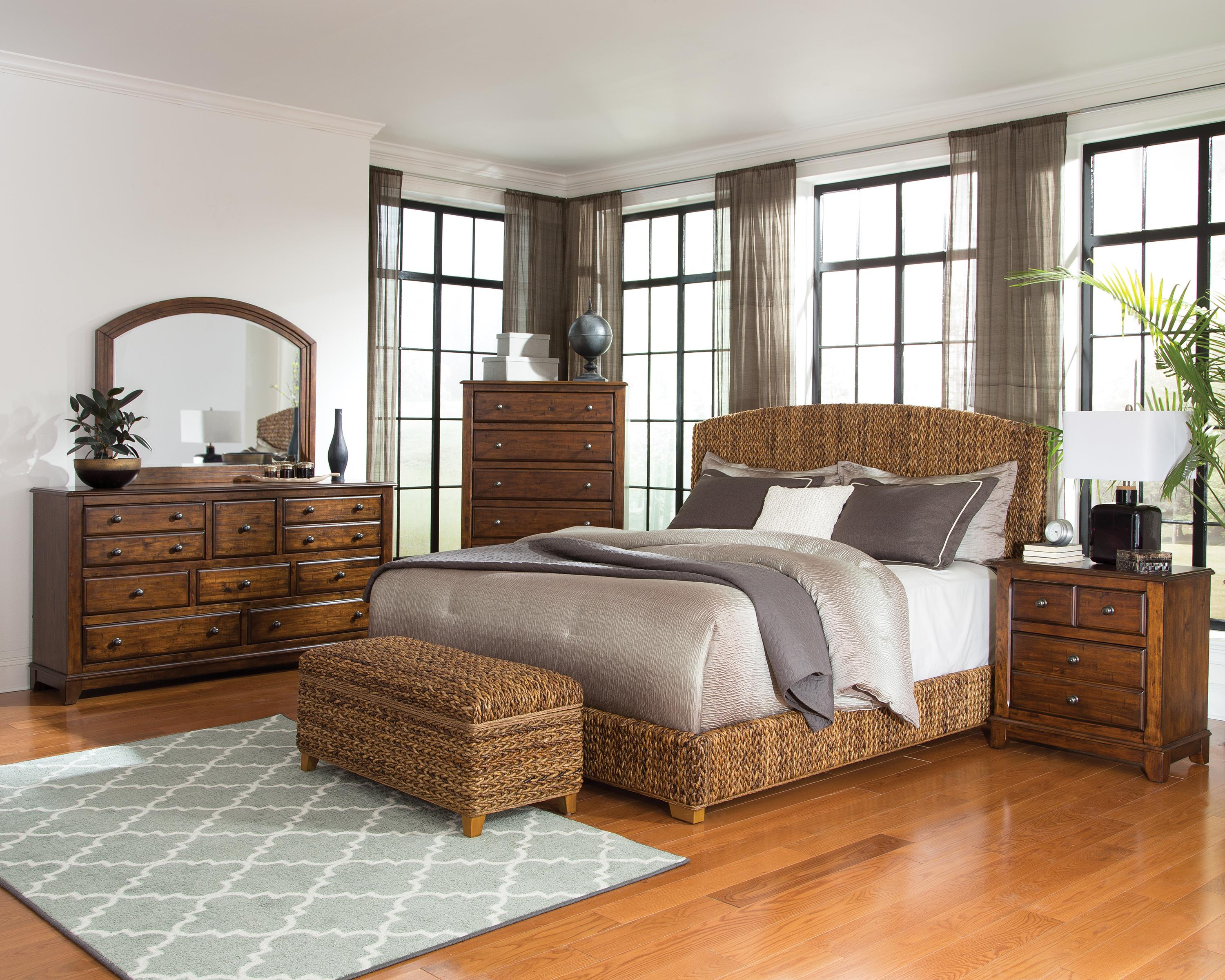 california king bed platform phoenix sets leather upholstered piece bedroom set storage shop