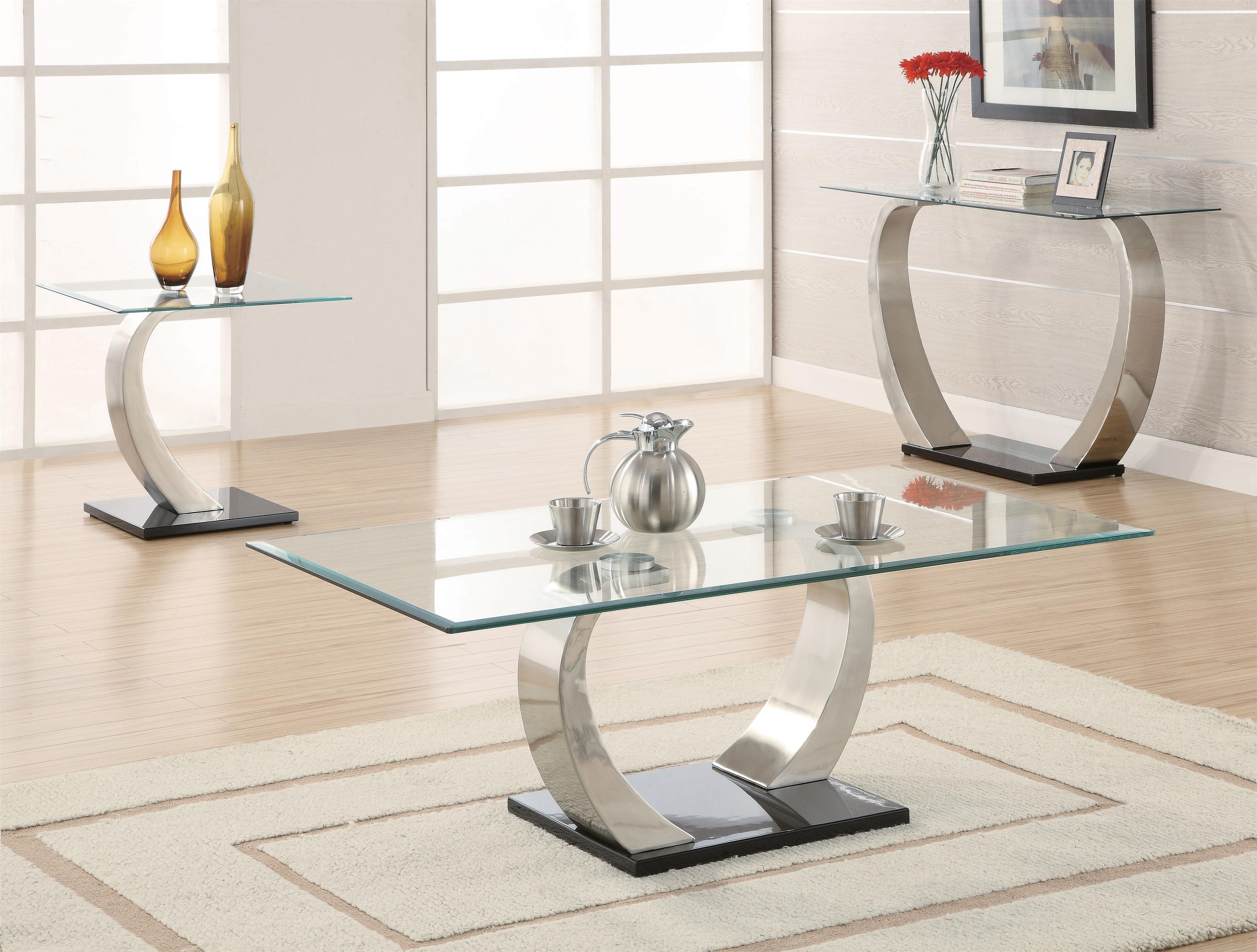 Coaster Shearwater Coffee Table Coaster Fine Furniture