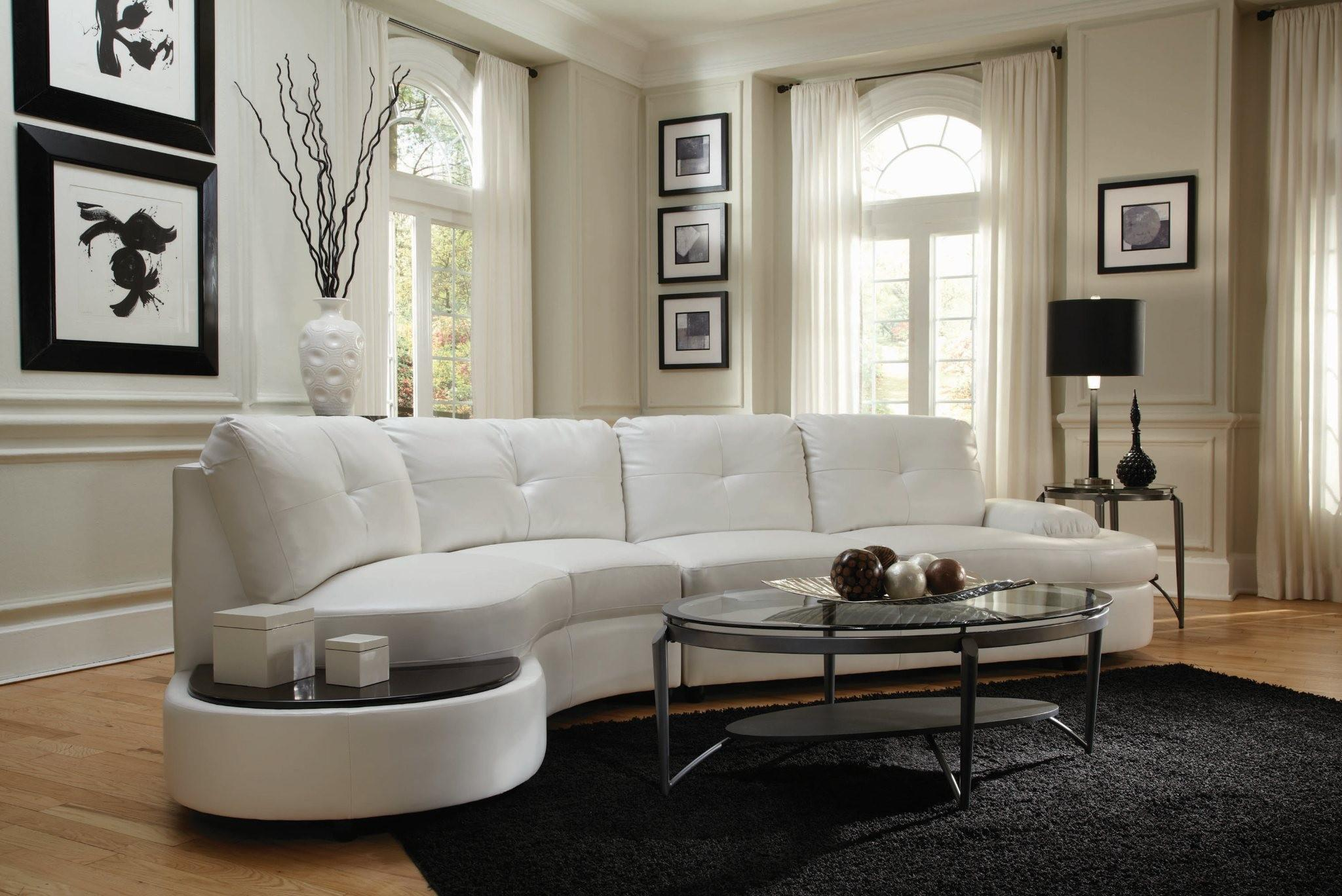 Coaster Talia Contemporary Sectional Conversation Sofa With Built  ~ Best Place To Buy Leather Sectional Sofa