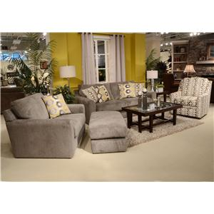 Sutton Stationary Living Room Group By Jackson Furniture .