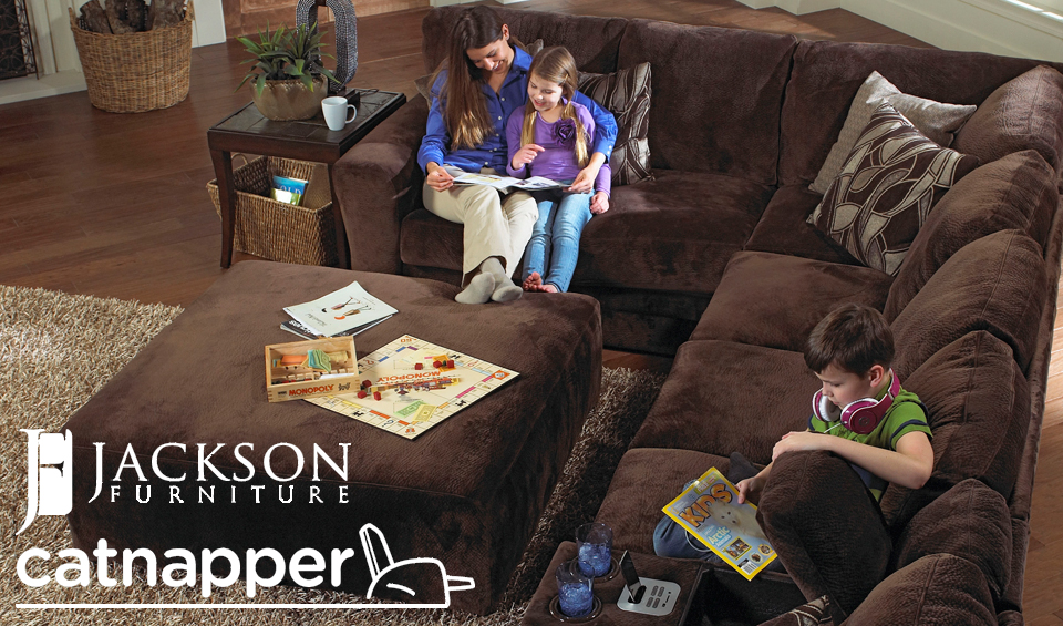 We Live Where You Live. : catnapper sectional sofa - Sectionals, Sofas & Couches