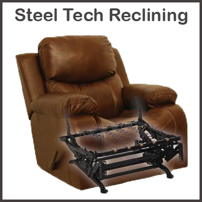 steel tech reclining