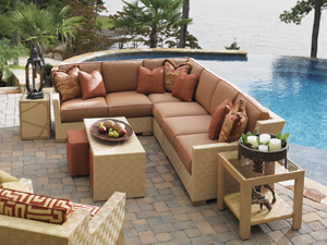 Tommy bahama home outdoor living at baer 39 s furniture for Outdoor furniture canberra