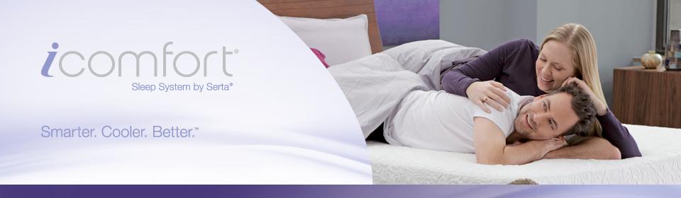 Icomfort Sleep System By Serta At Pedigo Furniture