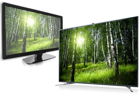 Hight Resolution 4K HDTV