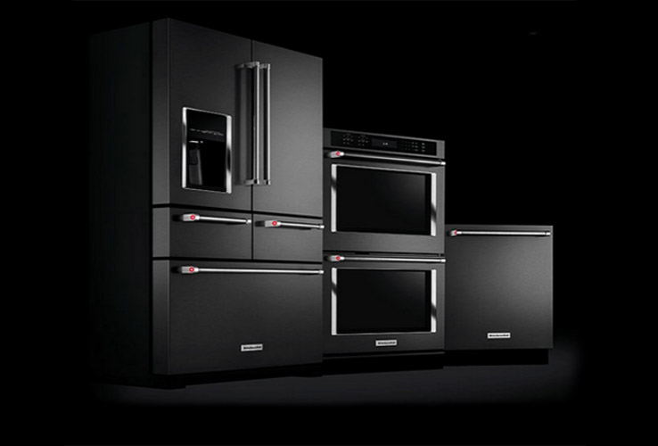 Kitchenaid Kitchenaid Black Stainless