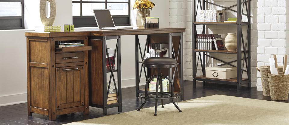 home office furniture - miller brothers furniture - punxsutawney