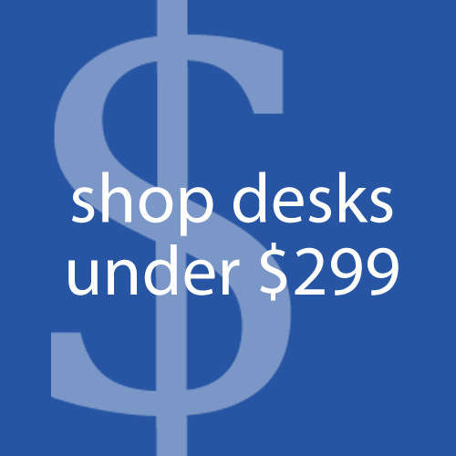 Shop Desks Under $299
