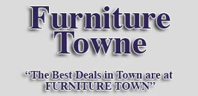 Contact Us Home · Furniture Towne