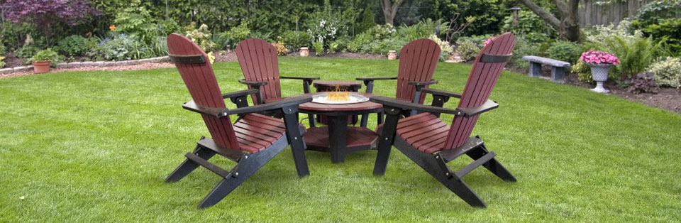 Sheelyu0027s Outdoor Poly Furniture Made In Ohio