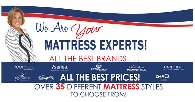 Walker s Furniture Mattress Why Buy a Mattress from