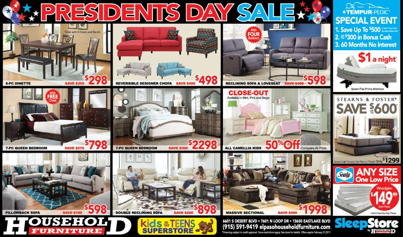 Household Furniture Clearance Store El Paso Texas 79915 Furniture Store