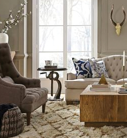 urban rustic furniture. shop living room urban rustic furniture m