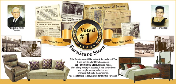 Current Promotions At Dixie Furniture: