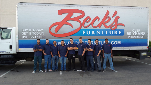 Track Your Delivery Becks Furniture