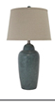 Ashley (Signature Design) Lamps - Contemporary Ceramic Table Lamp