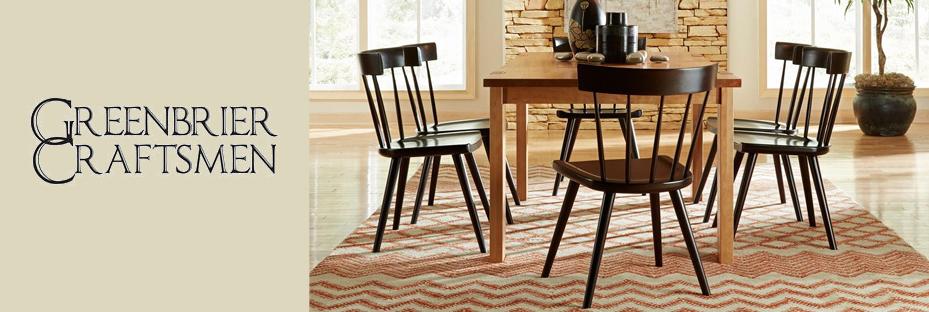 greenbrier craftsmen belfort furniture washington dc northern virginia maryland and. Black Bedroom Furniture Sets. Home Design Ideas
