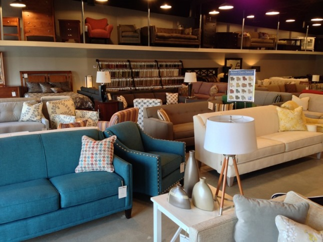 HomePlex Furniture In Indianapolis Indiana Is Located At 4647 E 82nd Street IN 46250