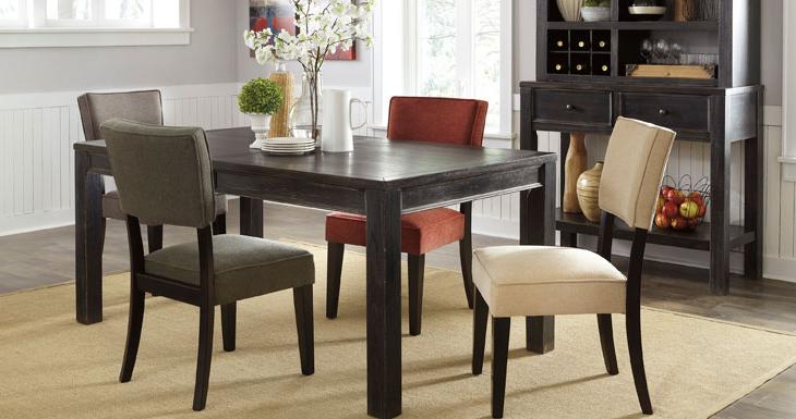 Dining room furniture red knot honolulu oahu kapolei