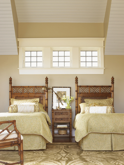 The Perfect Guest Room - Florida Inspired Living - Baer\'s Furniture