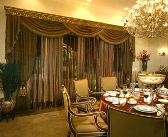 Drapes and Sheer Curtains