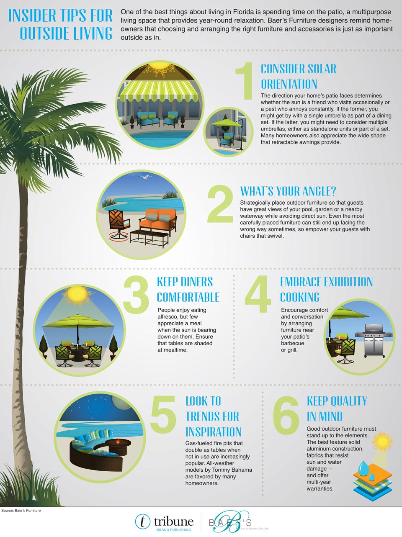 florida inspired living insider tips for outside living baer u0027s