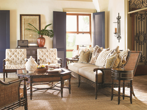 Home inspiration design services baer 39 s furniture - Living room furniture fort myers fl ...