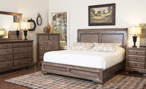 Amish Furniture. Shop Bedroom Furniture