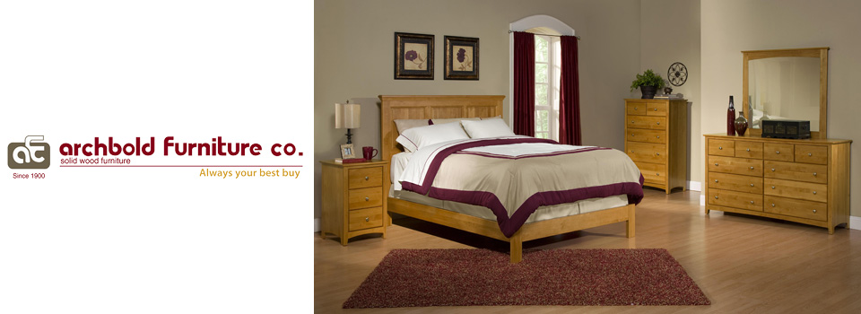Archbold Shaker Bedroom