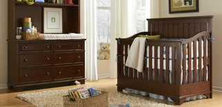 Dawson Baby Bedroom Furniture