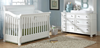 Madison Baby Bedroom Furniture