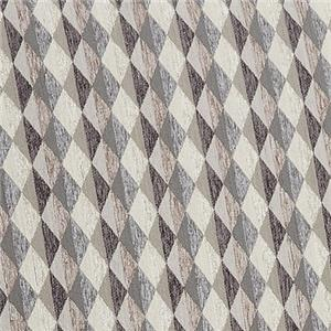 Light Brown Woven Fabric with Chenille 902605