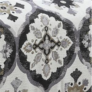 Grey Printed Fabric 902621