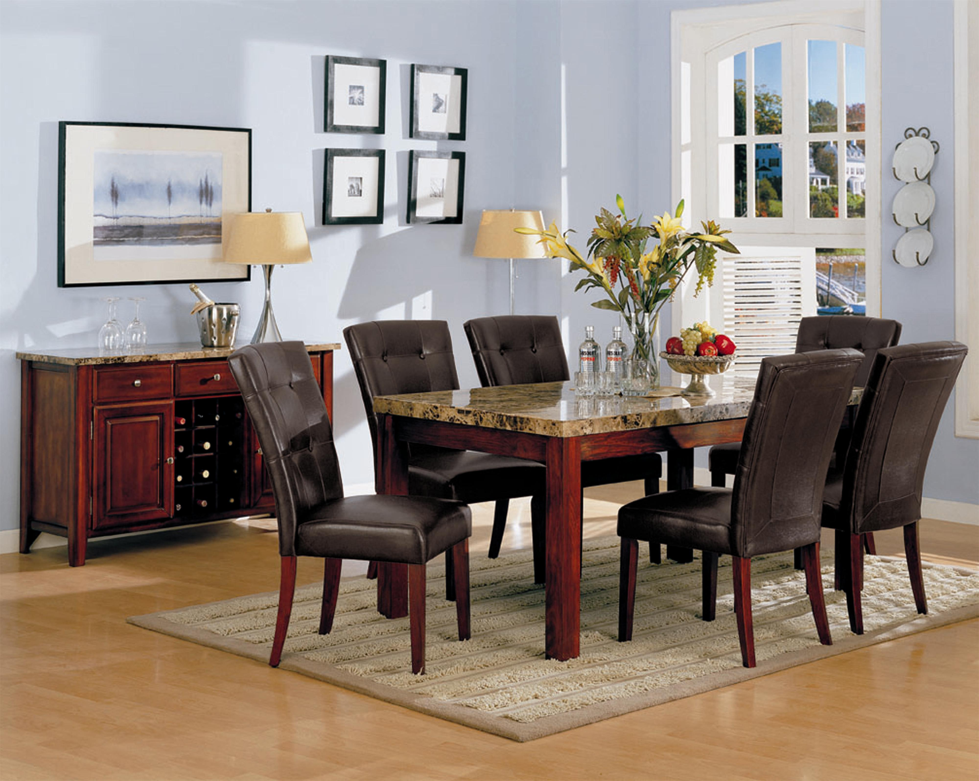 Dining room buffet tables