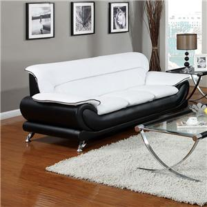 Superior Stationary Sofa