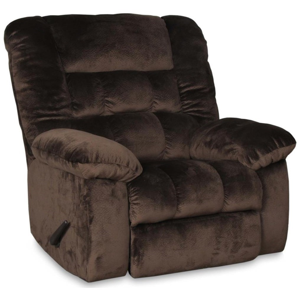 Oversized recliners