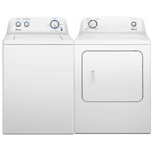 washer and dryer sets 34 cu ft topload washer u0026 65 cu ft electric dryer with automatic dryness control by amana