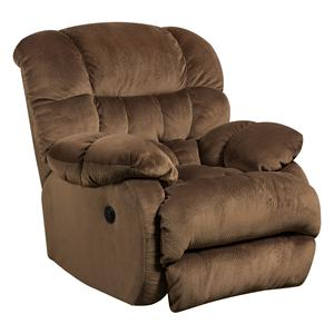 Recliners Casual Rocker Recliner For Living Rooms By American Furniture