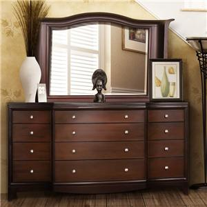 High Quality Broughton Hall At DresserDealers   Dressers, Drawer Chests, Dresser And  Mirror Sets, And Bureaus