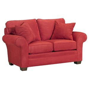 Broyhill Furniture 7902 Zachary Queen Goodnight Sleeper Becker Furniture World Sofa Sleeper