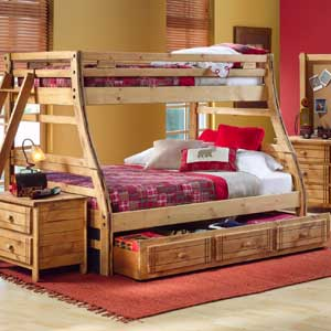 canyon at bunkbeddealers - bunk beds and loft beds