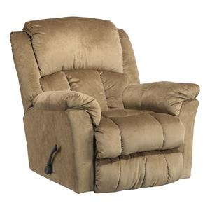 Motion Chairs And Recliners Gibson Lay Flat Recliner By Catnapper