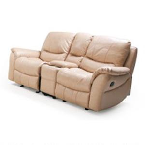 U8723 3 Piece Reclining Loveseat With Console By Cheers Sofa