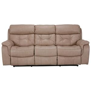 9021 Comfortable Reclining Sofa For Family Room Comfort By Cheers Sofa