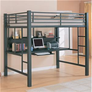 Workstation Loft Bed