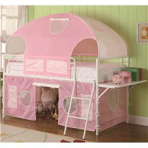Tent Bunk Bed